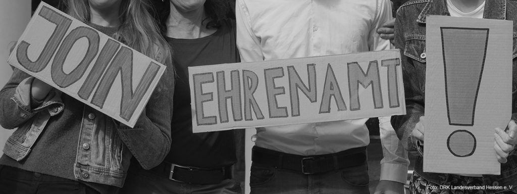 """Projekt der Woche: """"Join Ehrenamt"""""""