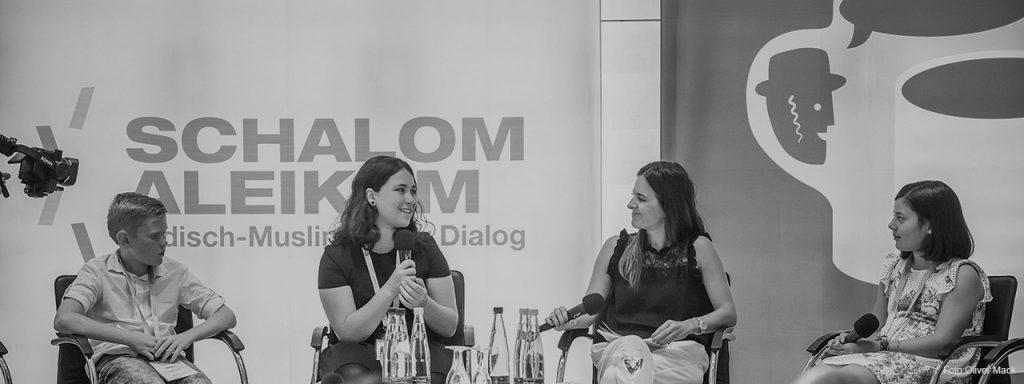 """Projekt der Woche: """"Schalom Aleikum. Jüdisch-muslimischer Dialog"""""""