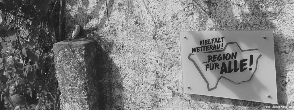 """Projekt der Woche: """"Vielfalt Wetterau! …Region für alle!"""" – ein Label für Engagement im Wetteraukreis"""