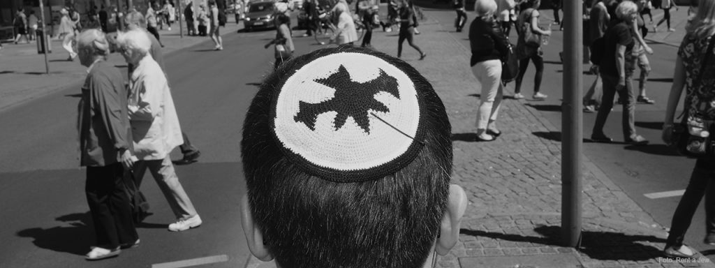 "Projekt der Woche: ""Rent a Jew"""