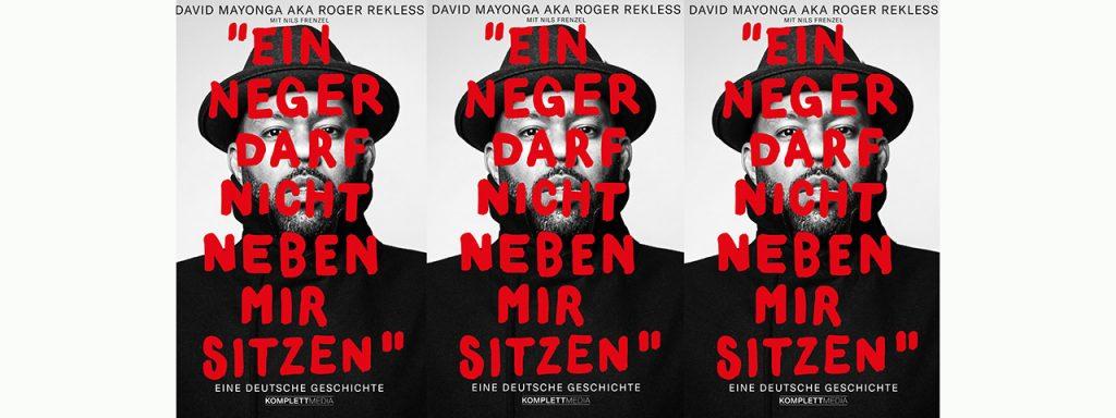David Mayonga mit Nils Frenzel: Ein Neger darf nicht neben mir sitzen