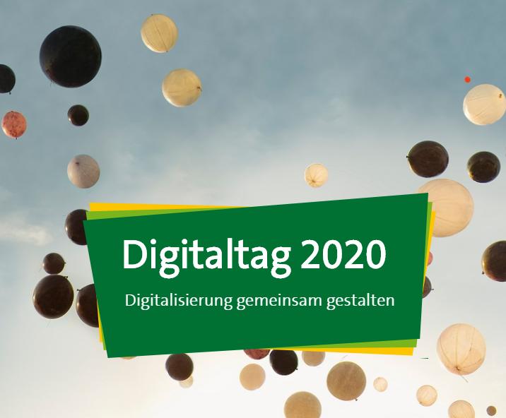 Digital Engagiert?: Online-Talk der Initiative kulturelle Integration und des Deutschen Kulturrates zum Digitaltag 2020