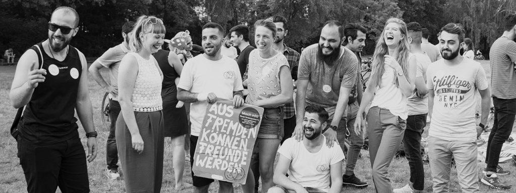 """Projekt der Woche: """"Start with a Friend e.V."""""""