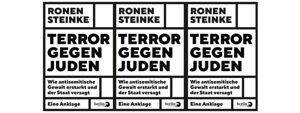Ronen Steinke: Terror gegen Juden