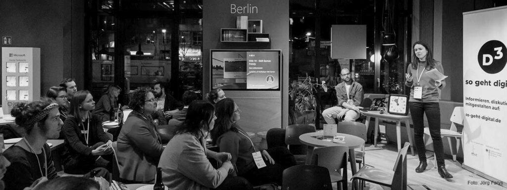 """Projekt der Woche: """"D3 – so geht digital"""""""