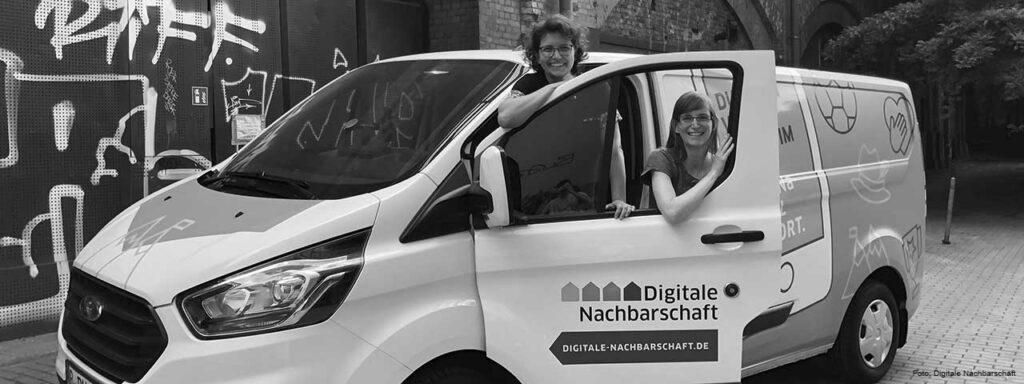 """Projekt der Woche: """"""""Digitale Nachbarschaft"""""""